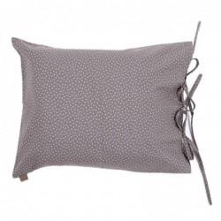Parure de lit (Housse 100 x 140 cm + Taie) -Vert Olive – Étoiles