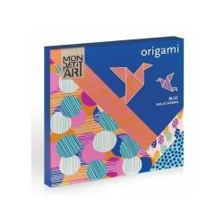 Kit origami – Bleu