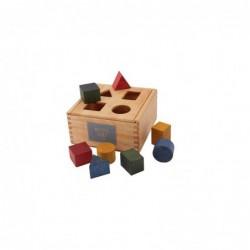 Boîte de tri de formes
