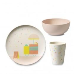 Ensemble de vaisselle – Glace