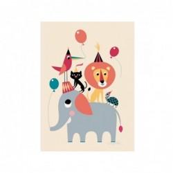 Affiche – Fête des animaux