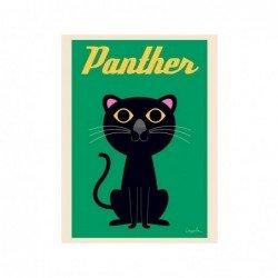 Affiche – Panthère