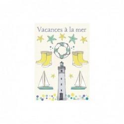 Affiche – Vacances à la mer