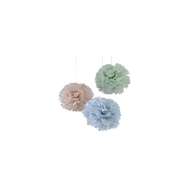 Décoration suspendue – POM Petit – Pastel