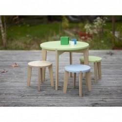 Table ronde Ø58 cm – Hauteur 48 cm