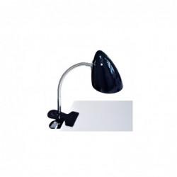 Lampe clip – Noir