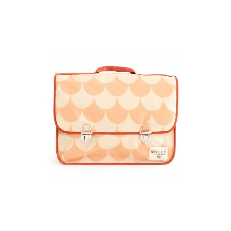 Cartable – Archimedes – Ecailles roses