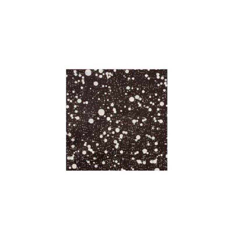 Parure de lit (Housse 200 x 140 cm + Taie) – Noir galaxy