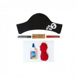 Kit – Chapeau de pirate