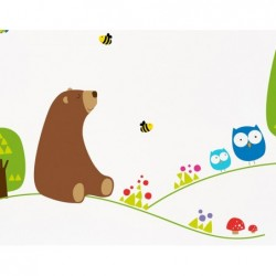 Sticker – La forêt
