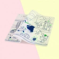 Set de table à colorier – Cactus
