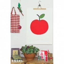 Affiche – Pomme