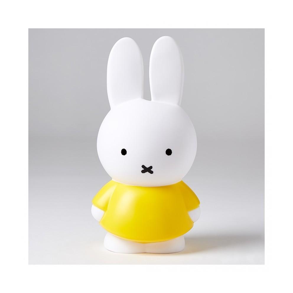 Tirelire Miffy (M/L) – Jaune