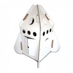 Jouet à assembler – Fusée (cabane)