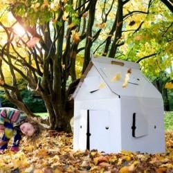 Jouet à assembler – Maison (cabane)