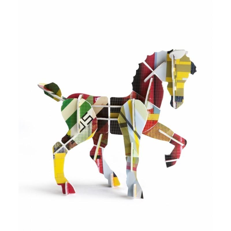 Jouet 3D à assembler – Cheval