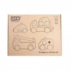 Set de voitures (urgence)