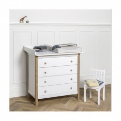 Commode – Wood Collection (4 tiroirs)