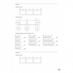 Armoire 2-3 portes coulissantes