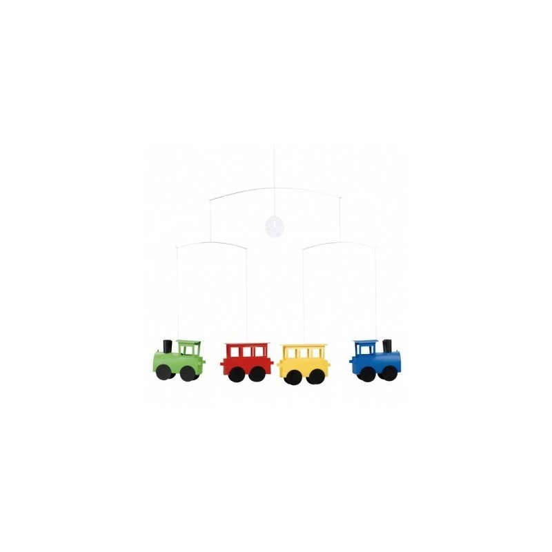 Mobile suspendu – Locomobile