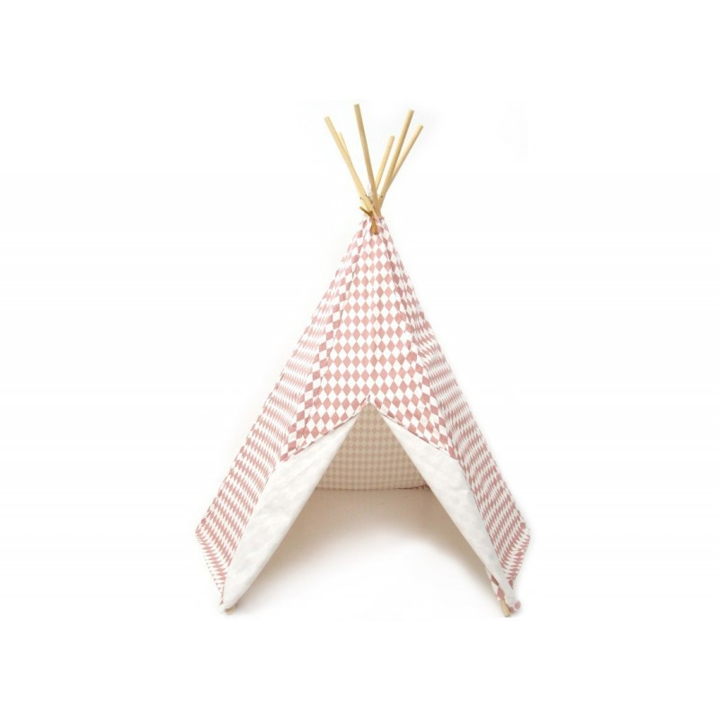 Tipi Arizona – Diamants roses