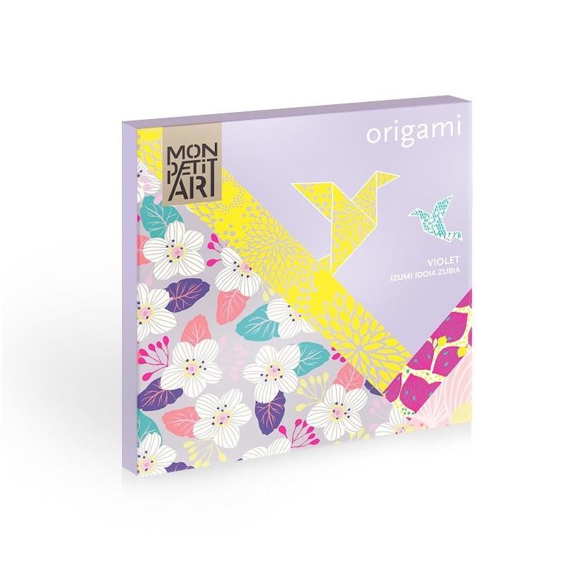 Kit origami – Violet