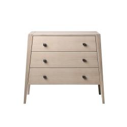 Commode – Linea – 3 tiroirs – chêne