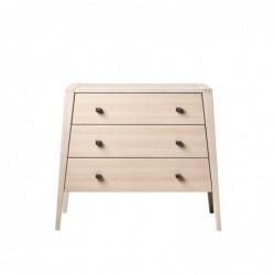 Commode – Linea – 3 tiroirs – hêtre