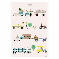 Affiche – Traffic