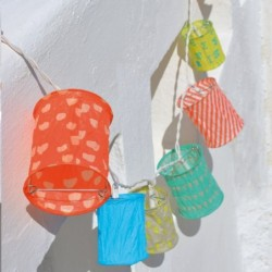 Guirlande lumineuse – Summer – 20 lampions
