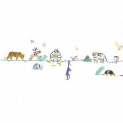 Sticker – Frise – Wild