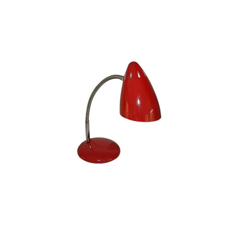 Lampe de table – Rouge