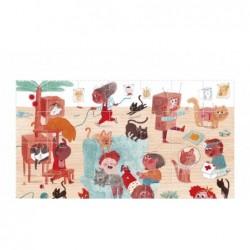 Puzzle – Les chats