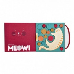 Jeux d'équilibre – Meow – Le chat