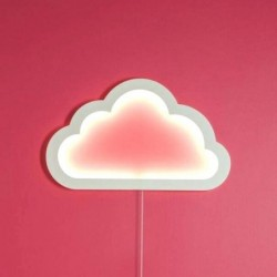 Lampe clOudy Mood Rose