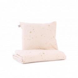 Parure de lit – Himalaya – Etoile d'or / Rêve rose