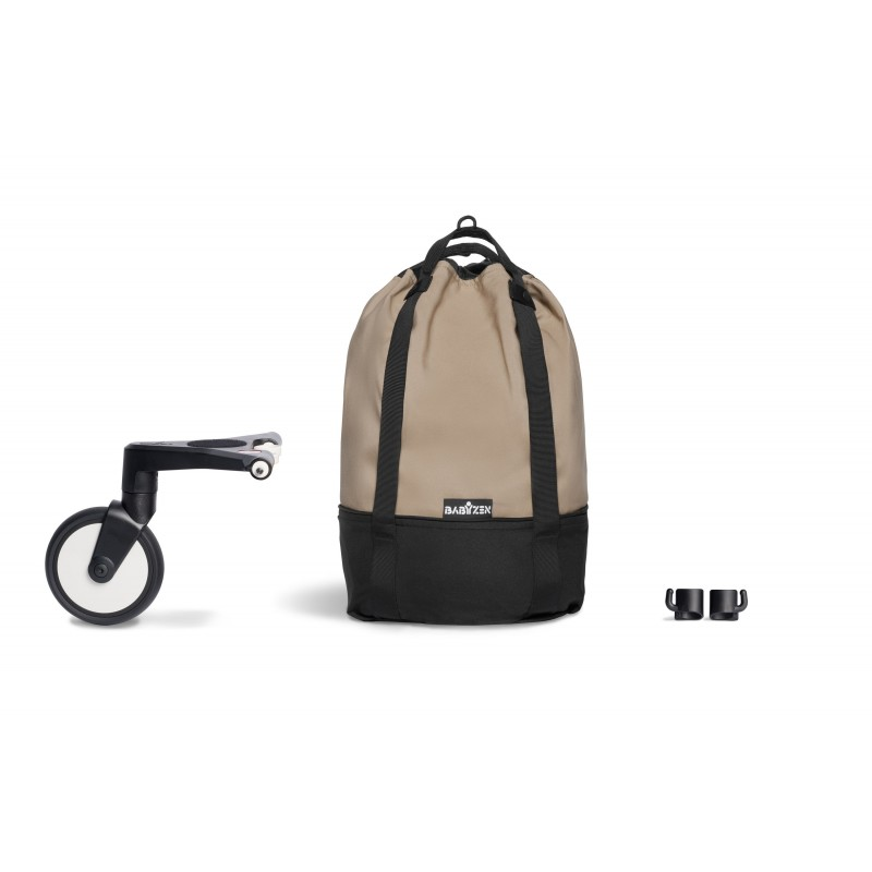 YOYO2 bag – Taupe