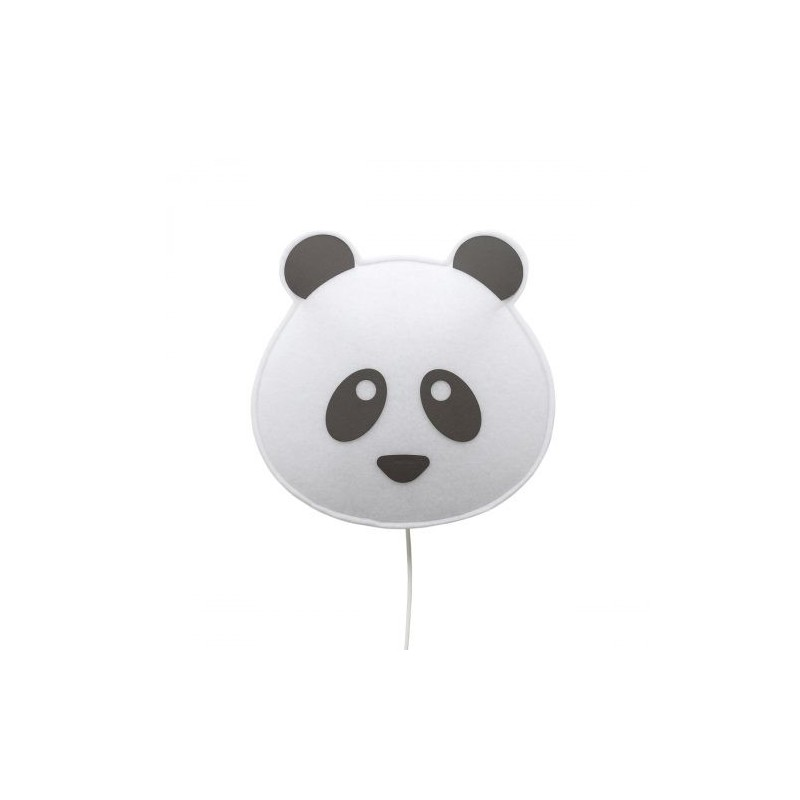 Veilleuse – lampe murale – panda