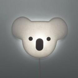 Veilleuse – lampe murale – koala