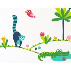 Sticker – La Forêt Tropicale