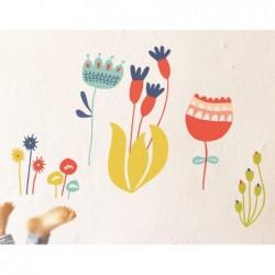 Sticker – Fleurs