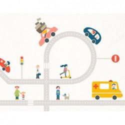 Sticker – Dans ma rue