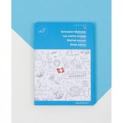 Poster à colorier – La Mer et les marins Suisses