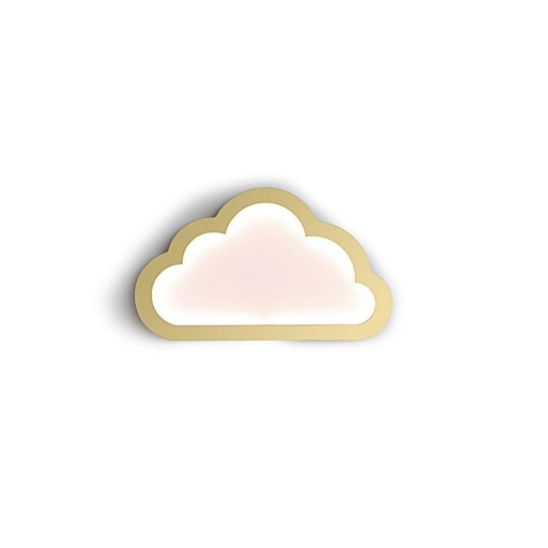 Lampe clOudy Mood Or