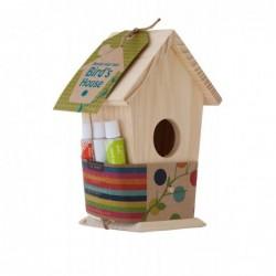 Kit – Dessine ta cabane à oiseaux