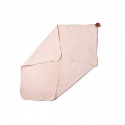 Cape de bain bébé – So Cute – Rose