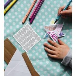 Kit Mes Baguettes magiques + Stickers
