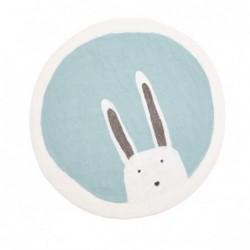Tapis rond Ø120 cm – Pasu – Bunny Jade