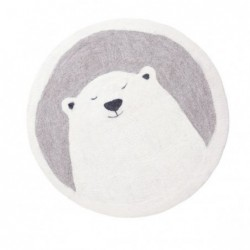 Tapis rond Ø120 cm – Pasu – Grizzly Pierre Clair