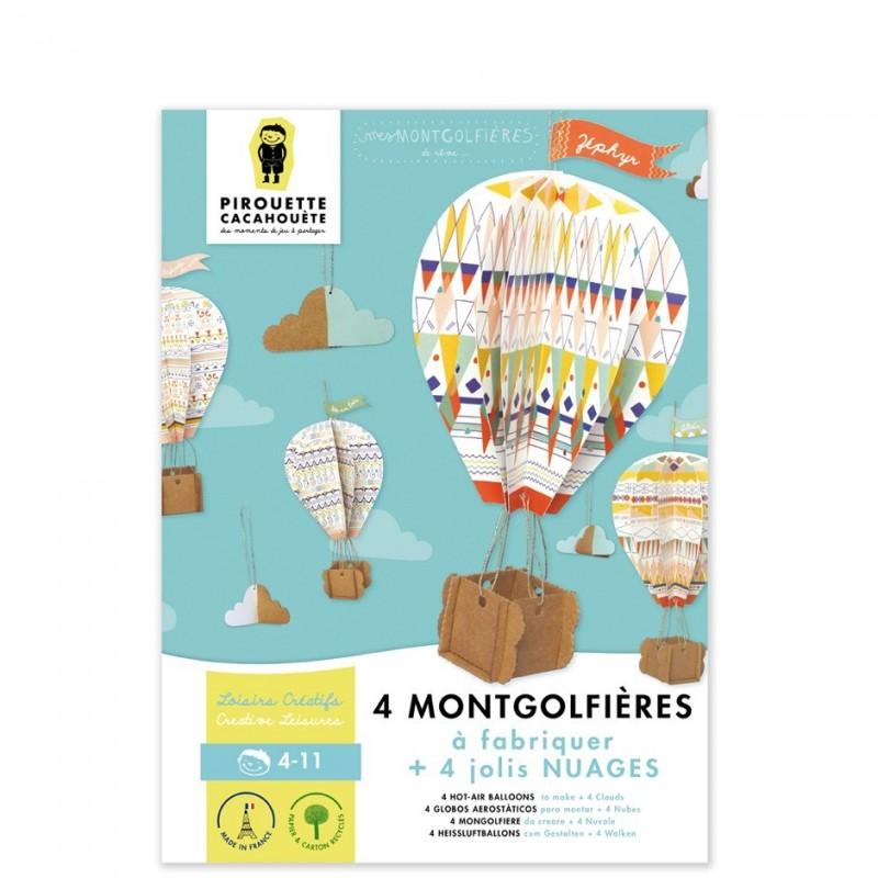 Kit Mes Montgolfières